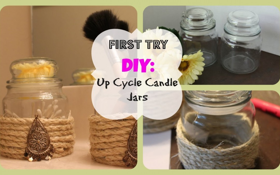 Repurpose Candle Jars Do it yourself – mydatatips