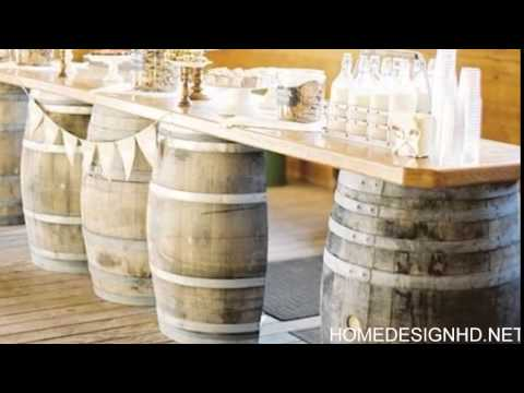 17 Do-it-yourself Practical And Sensible Concepts How To Repurpose Wine Barrels