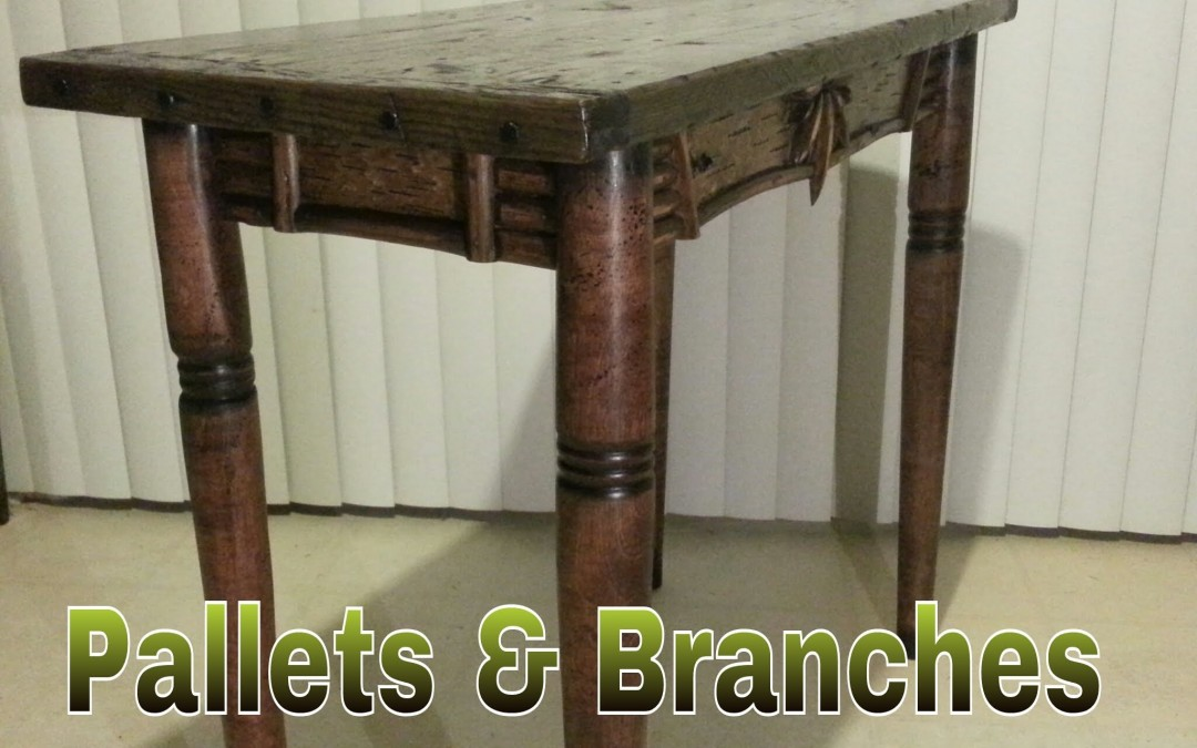 Pallet Home furniture – Re-claimed Desk – $fifty Wooden Store