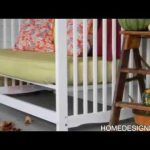 28 Inspirational Techniques How to Repurpose Previous Baby's Cribs