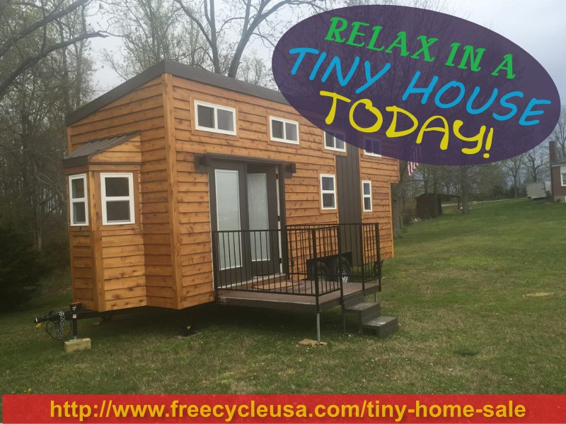 Why Tiny House Living Is So Relaxing?
