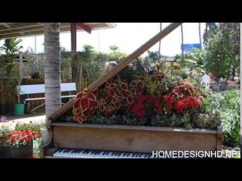 26 Do-it-yourself Inventive Thoughts how to Repurpose Old Pianos