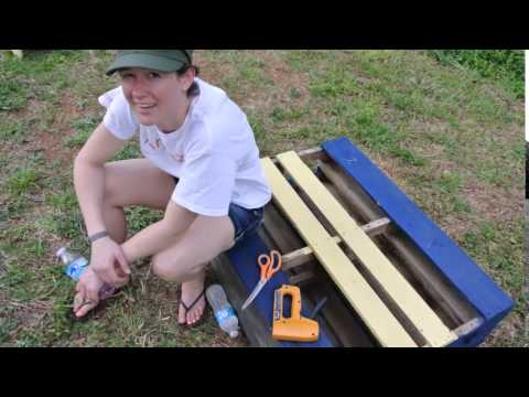 Pallet Garden – Vegetable Garden! DIY This Spring 2014