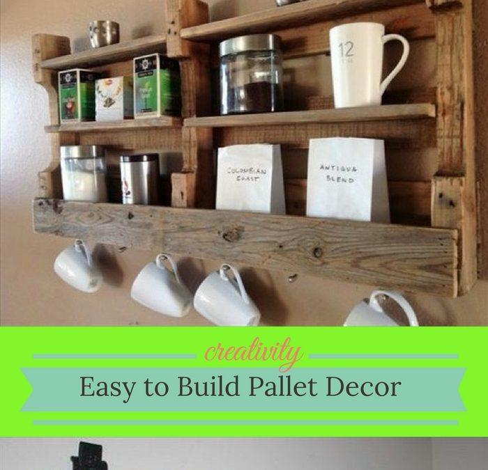 Beautiful DIY Pallet Projects – How Pallets Aren't Just Used For Shipping Anymore