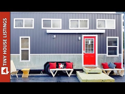 The Manor Grey Tiny House Tour