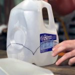 How to Repurpose Milk Jugs | At Home With P. Allen Smith
