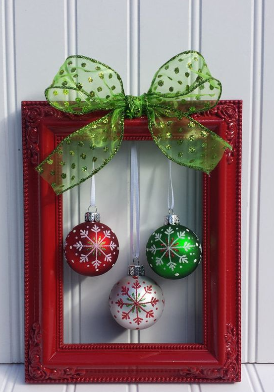 10 Amazing DIY Home Christmas Decorations - FREECYCLE USA