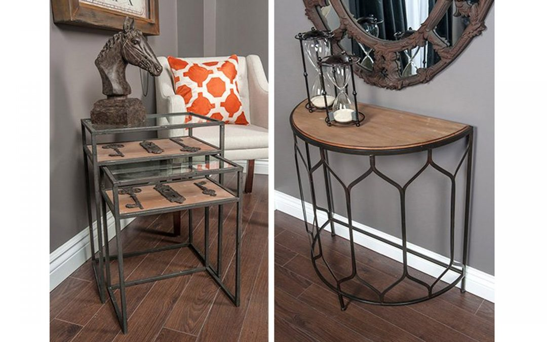 ** Rustic & Repurposed Furniture
