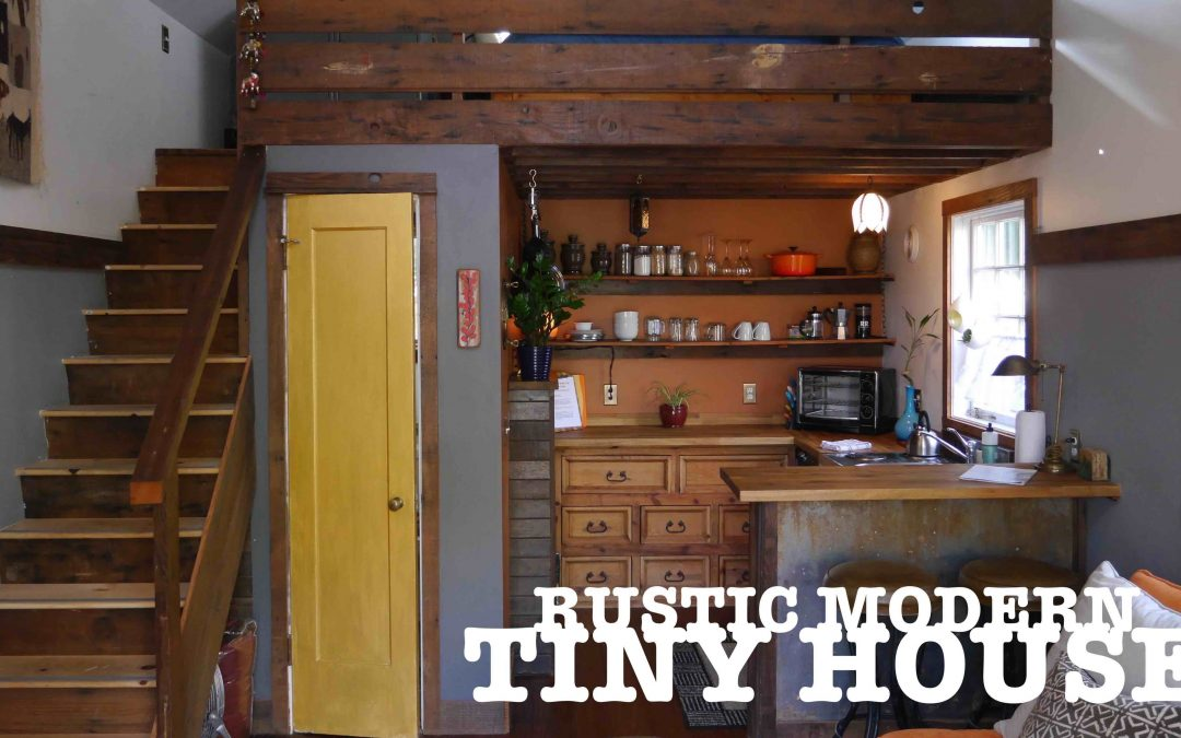 tiny houses in portland oregon. garage turned into a tiny house- \u201cthe rustic modern\u201d in portland, or tiny houses portland oregon