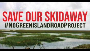 """Donate to """"Save Our Skidaway"""""""