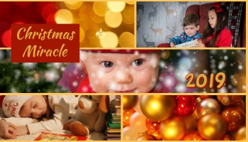 """Donate to """"Christmas Miracle 2019"""""""