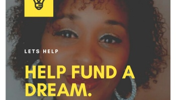 "Donate to ""Lets fund a dream"""