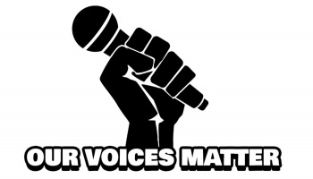 "Donate to ""Our Voice Matters"""