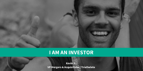 Kevin on why he became an investor on FrontFundr