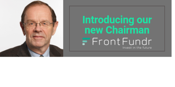 Prof. David R. Beatty, Chairman of the Board, FrontFundr, Canada, Silver Maple Ventures Inc.