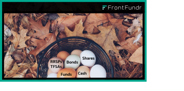 Nest Egg - Creating a Diversified Portfolio