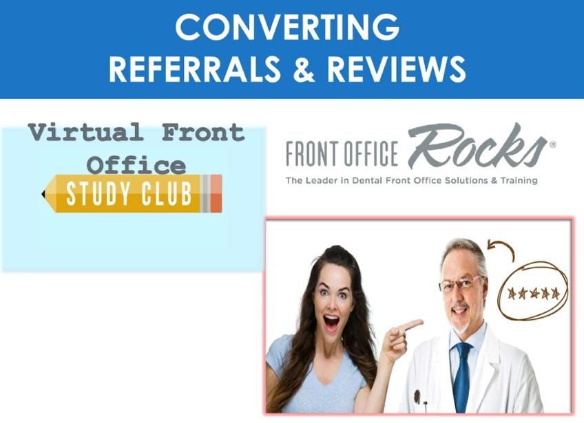 Study Club Convert Compliments