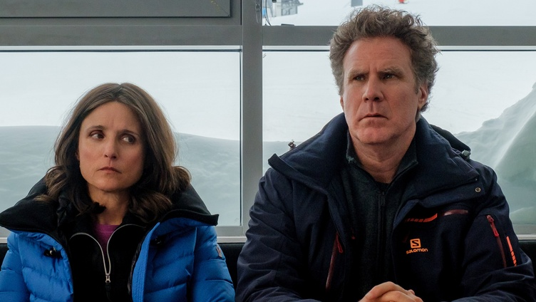 Downhill Trailer Starring Will Ferrell & Julia Louis-Dreyfus