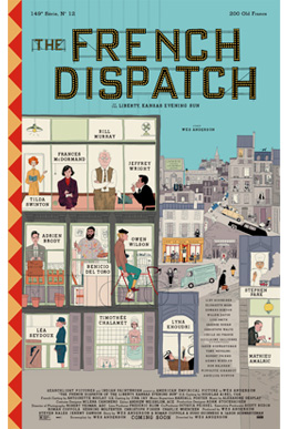 The French Dispatch | Searchlight Pictures