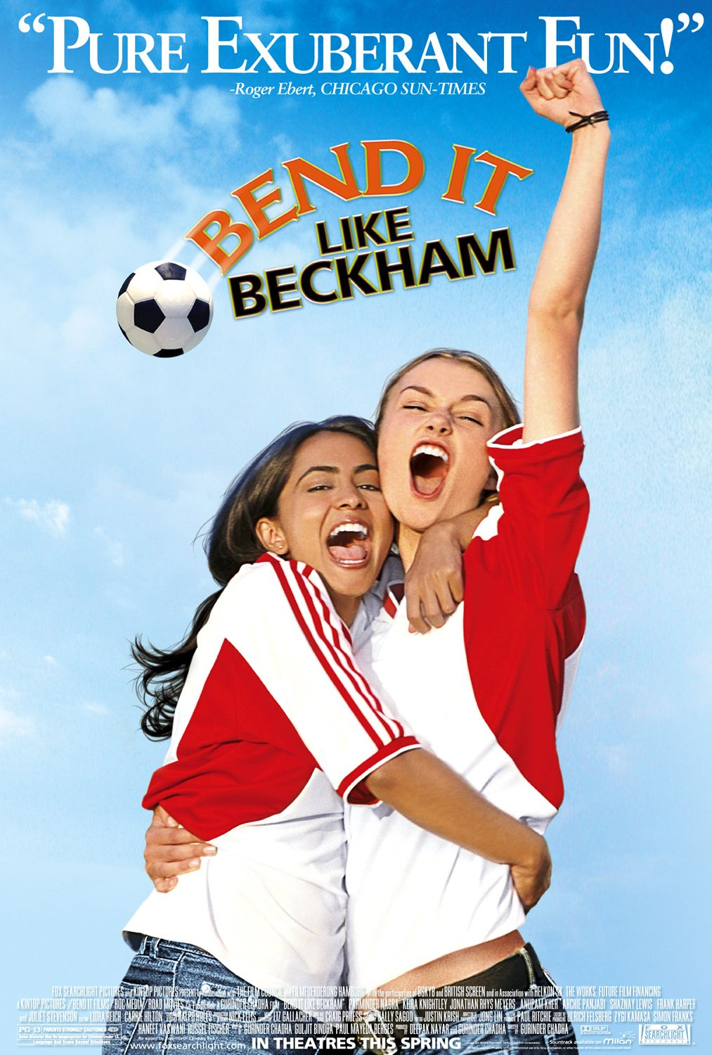 Bend it Like Beckham | Searchlight Pictures