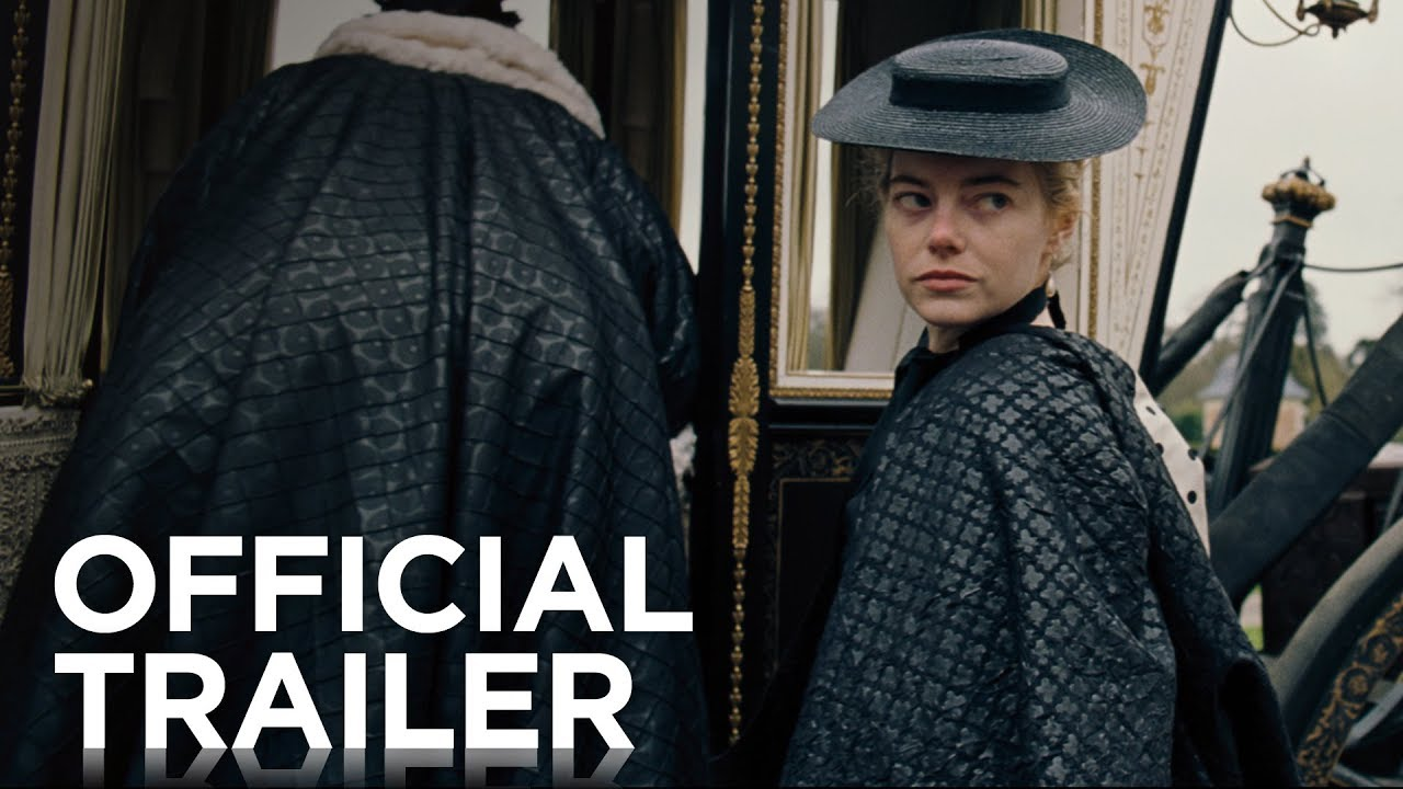 The Favourite: The Favourite Official Trailer 2