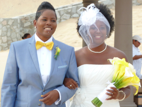 Jumping The Broom After A Decade Of Love Freedom To Marry