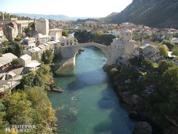 Mostar – az Öreg-híd
