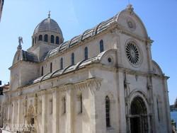Sibenik – a Szent Jakab-katedrális