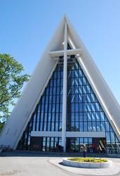 Tromsø – a modern Arktisz katedrális