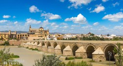 pillantás Córdoba óvárosára