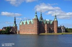 a Frederiksborg kastély Hillerødben