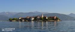 Isola dei Pescatori – az ősi halászfalu szigete a Maggiore-tavon