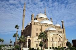 a Mohammed Ali mecset Kairóban