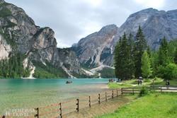 a Pragser Wildsee (Pragsi-tó)