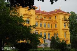 Hanoi: az Elnöki Palota