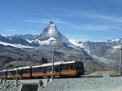 Irány a hegy! Útban a Gornergratra