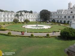 a Jai Vilas palota Gwaliorban