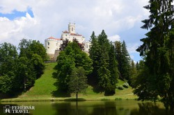 a Trakošćani-várkastély