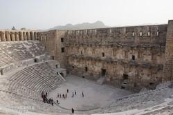 Aspendos ókori színháza