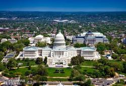 a Capitolium épülete Washingtonban