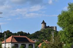 séta Somoskő várához