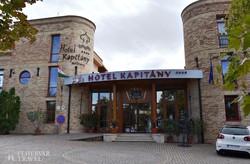 Sümeg – a Hotel Kapitány