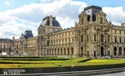 Párizs legnagyobb múzeuma, a Louvre – részlet