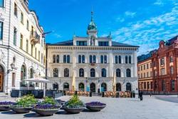 Uppsala főtere