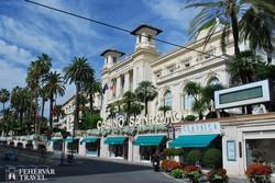 Sanremo gyönyörű kaszinója