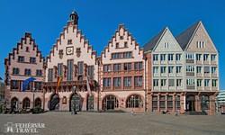 Frankfurt – a városháza