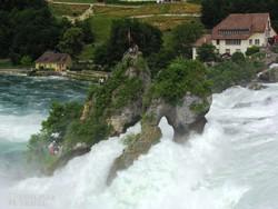 a Rajna-vízesés Schaffhausennél