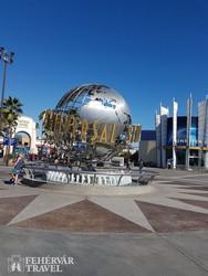 Los Angeles – a Universal Studios bejárata