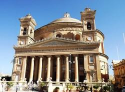 La Rotunda – a római Pantheon mintájára épült mostai templom