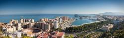 """Malaga, a Costa del Sol """"fővárosa"""""""